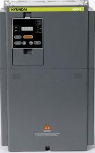 Преобразователь частоты, инвертор, частотник HYUNDAI N300P, HYUNDAI N300P-...LF, N300P-...HF, исполнение типа В