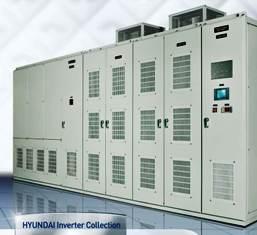 HYUNDAI N5000 частотный преобразователь, векторный инвертор среднего и высокого напряжения